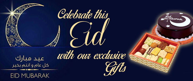 Eid Gifts to Karachi Pakistan