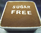 suger free cake and mithai