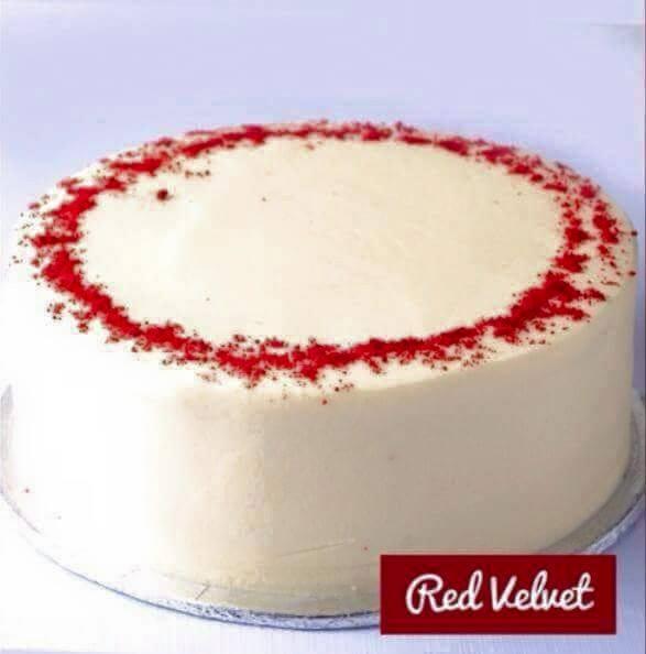 Red Velvet Cake 25 Lbs