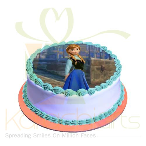 Anna Picture Cake 2lbs by Sachas
