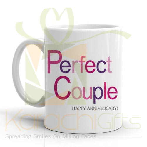 Perfect Couple Anni Mug