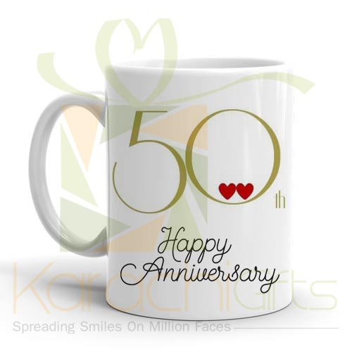 50th Happy Anniversary