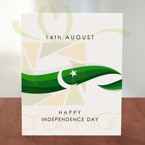 Independence Day Card 1