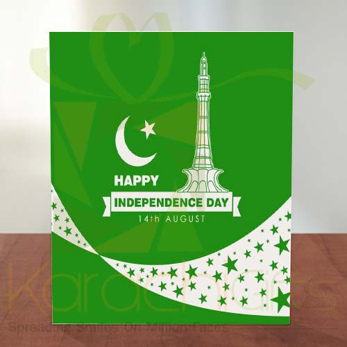 Independence Day Card 6