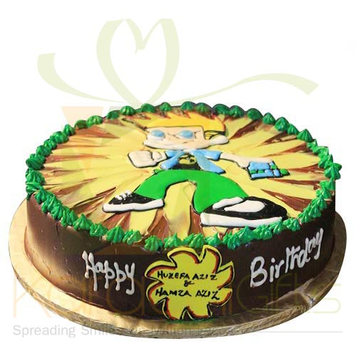 Ben10 Icing Cake 4lbs By Sachas