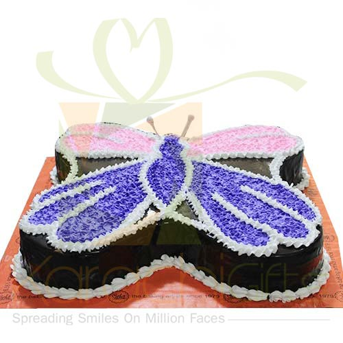 Butterfly Cake 8lbs By Sachas