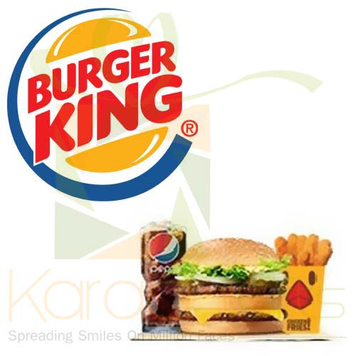 Beef Big King - Burger King