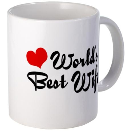 Worlds Best Wife Mug