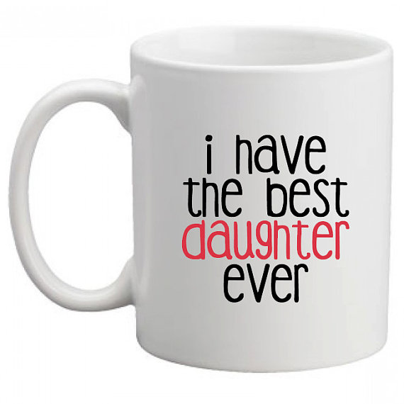 Best Daughter Ever Mug