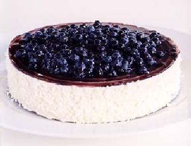 Blueberry Cheese Cake (2lbs) by La Farine