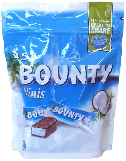 Bounty Chocolates Pouch Mini (427.5 GMs)