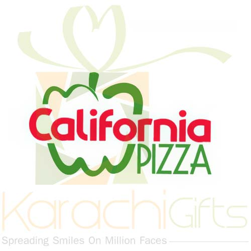 California Pizza Deal 3 (serves 5-6 persons)