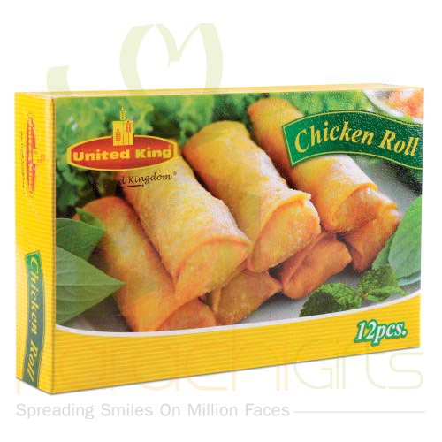 Chicken Roll (2 Packets)