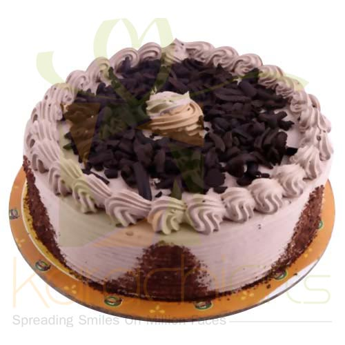 Chocolate Black Forest Cake 2lbs By Hobnob