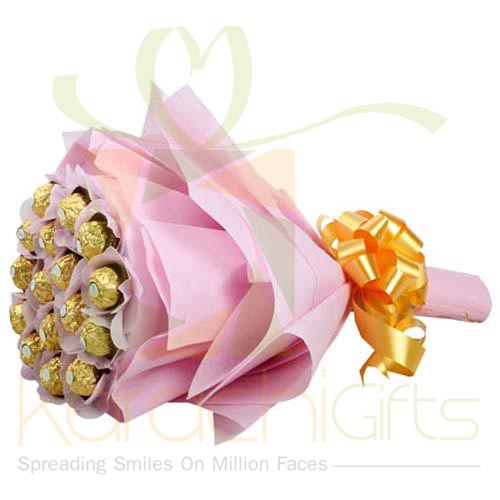 Ferrero Rocher Bouquet Small