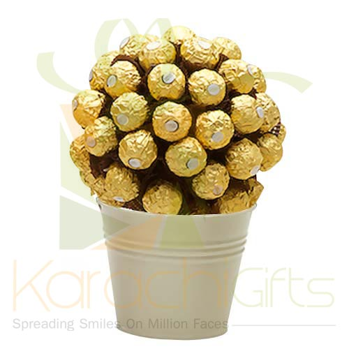 Ferrero Ball Bucket