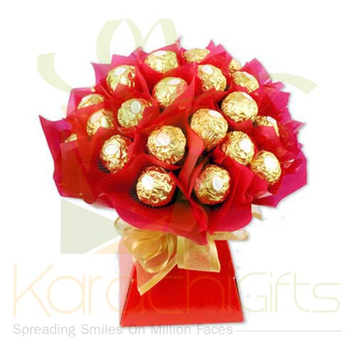 Ferrero Rose Box