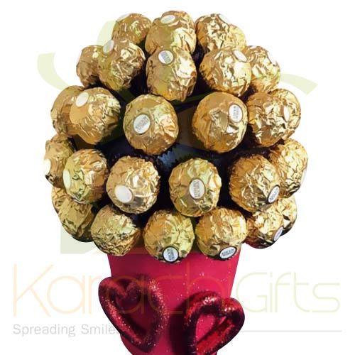 Ferrero Love Bucket