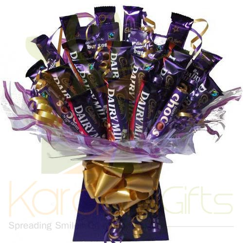 Cadbury Choc Arrangement