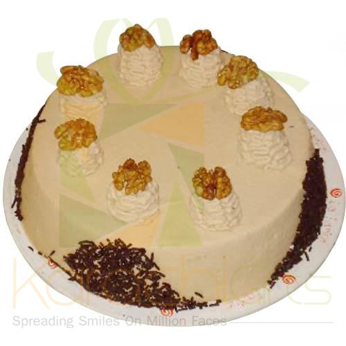 Coffee Walnut Cake 2lbs By La Farine
