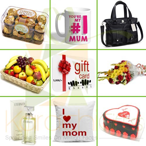 Gifts For Mom (9 in 1)