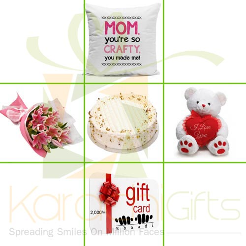 For Special Mom (5 in 1)