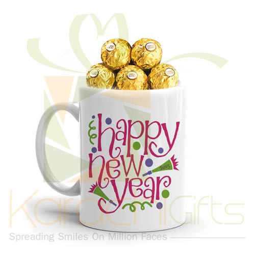Ferrero New Year Mug
