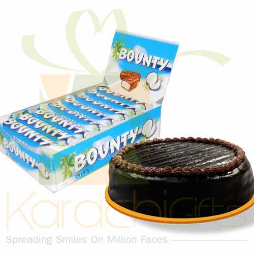 Bounty With Cake