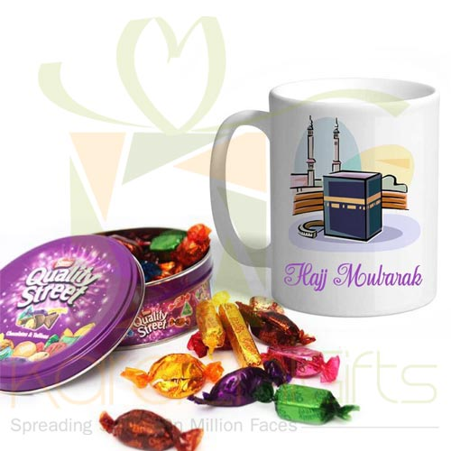 Hajj Mug With Chocolates