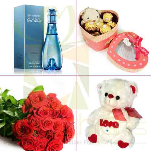Love Delights For Her (4 In 1)