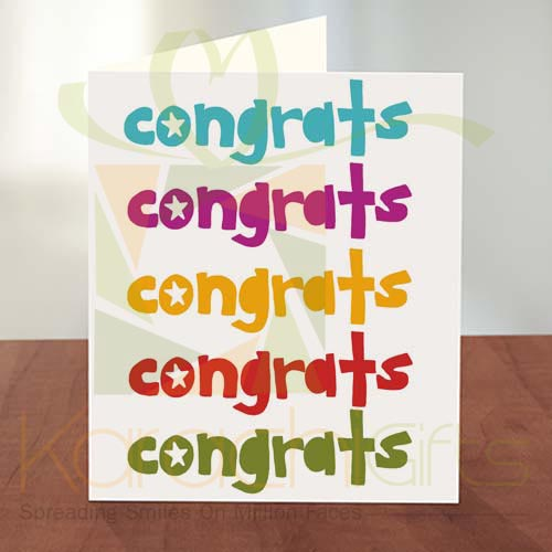 Congratulation Card 01