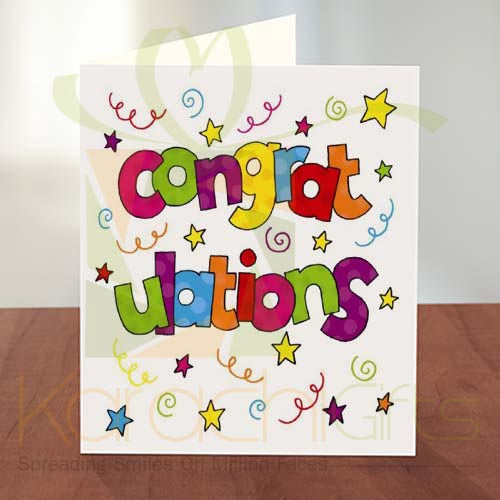 Congratulation Card 02