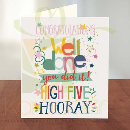 Congratulation Card 03