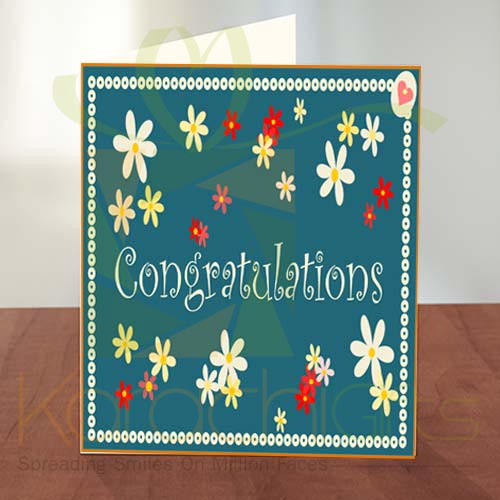 Congratulation Card 07