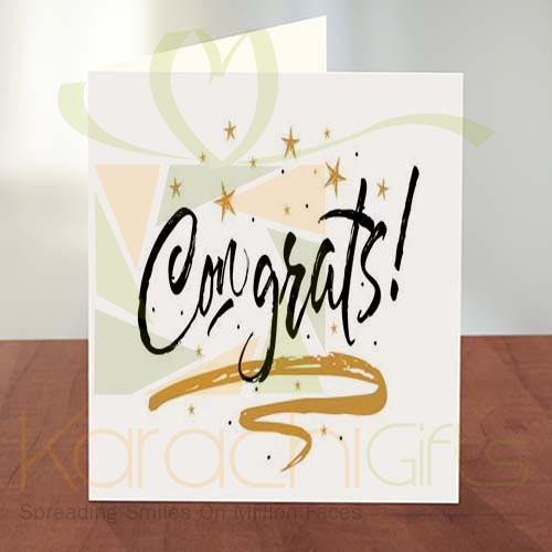 Congratulation Card 13