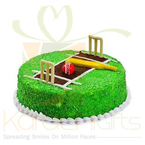 Cricket Ground Cake (4lbs)