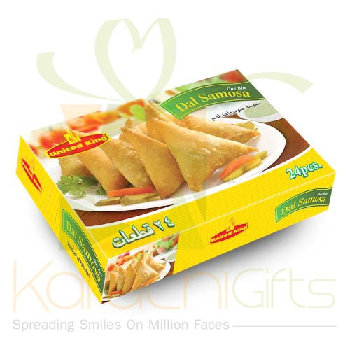 Daal Samosa One Bite (2 Packtes)