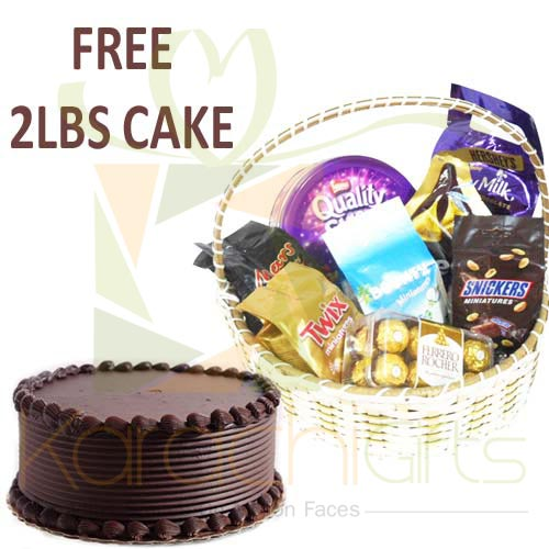 FREE Cake Offer