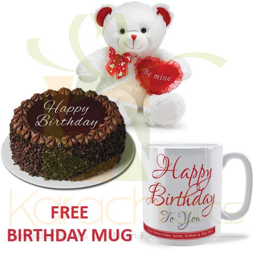 FREE Birthday Mug Deal