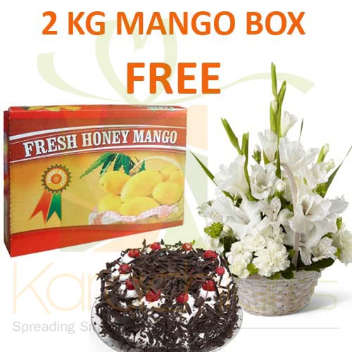 FREE Mangoes With Glads n Cake