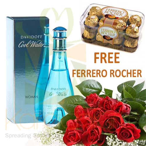FREE Chocs With Fragrance Combo