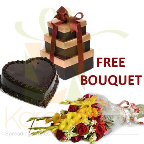FREE Bouquet Offer