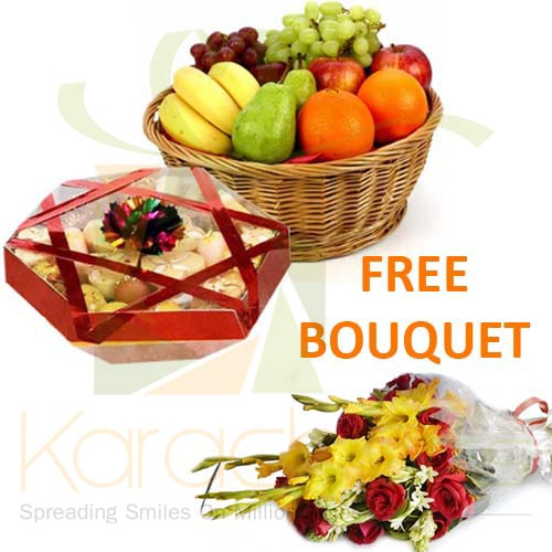 FREE Bouquet Deal