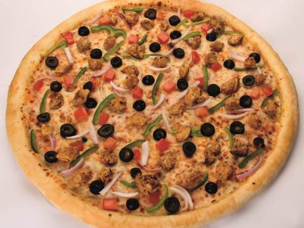 Domino Pizza (Hot and Spicy Feast - Chicken)