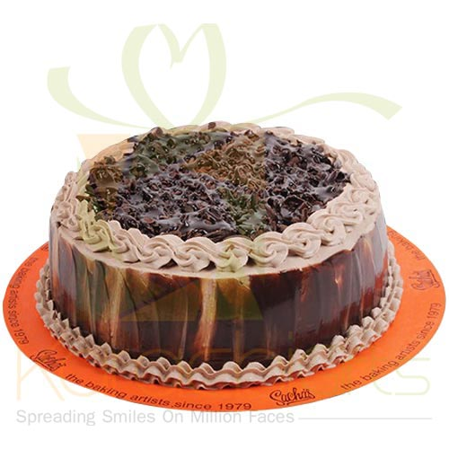 Double Choc Cake 2lbs By Sachas