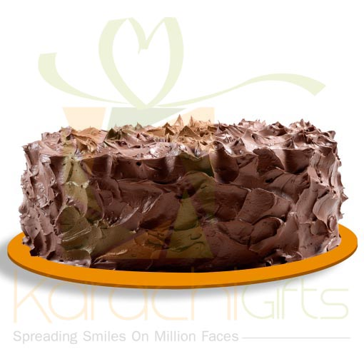 Double Chocolate Cake 2lbs United King