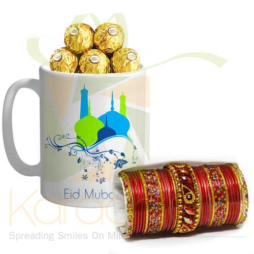 Choori With Choco Mug