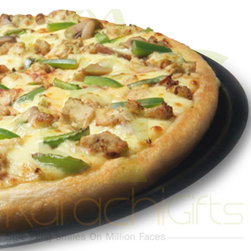 Fajita Sensation 12 Inches-Pizza Max