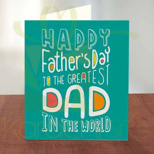 Fathers Day Card 1