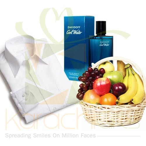 Shirt Perfume With Fruits